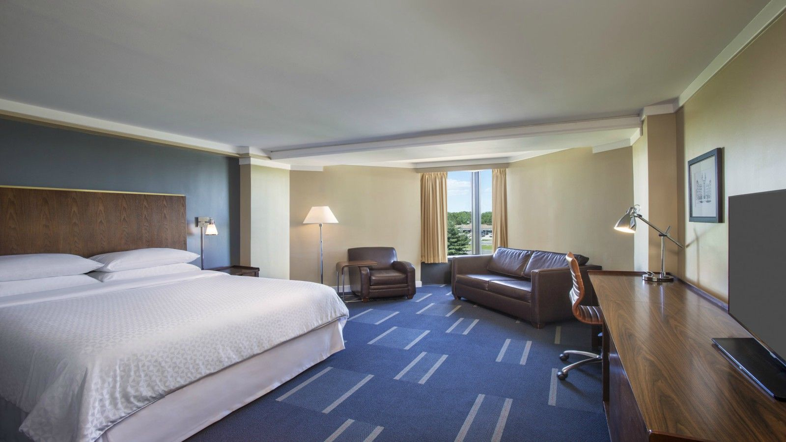 Richmond Accommodations - Junior Suite